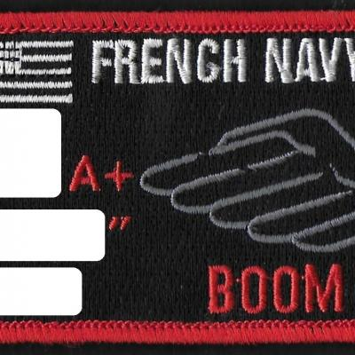 PA Charles de Gaulle - BOUM - Patronymique attribué - M