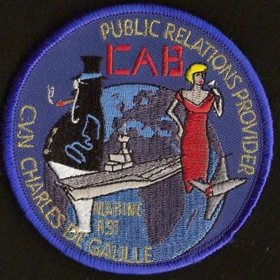 PA Charles de Gaulle - CAB - Public relations Provider