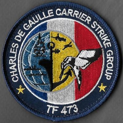 PA Charles de Gaulle CDG - Carrier stike Group TF473 - mod 2