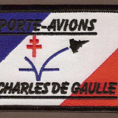 PA Charles de Gaulle CDG - mod 1