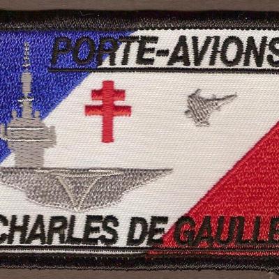 PA Charles de Gaulle CDG - mod 3