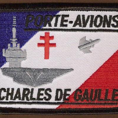 PA Charles de Gaulle CDG - mod 4