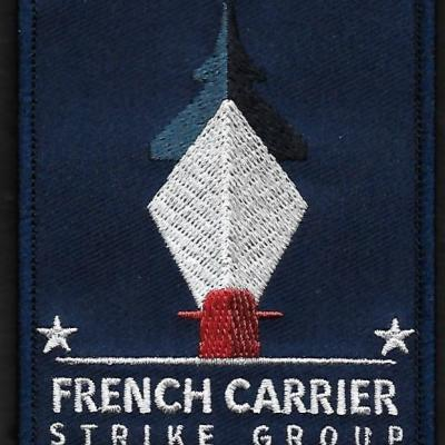 PA Charles de Gaulle CDG - TF473 - French Carrier - Strike Group - mod 2