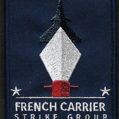PA Charles de Gaulle CDG - TF473 - French Carrier - Strike Group - mod 1