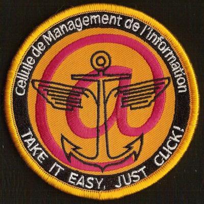 PA Charles de Gaulle - Cellule de Management de l'Information - mod 1