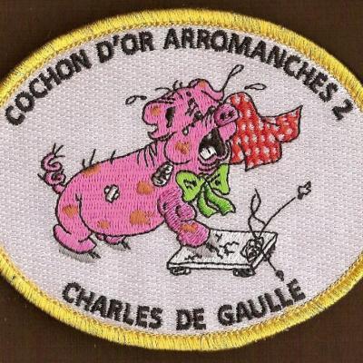 PA Charles de Gaulle - Cochon d'Or - Arromanches 2 - mod 2