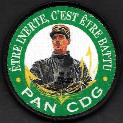 PA Charles de Gaulle - Etre inerte, c'est être battu