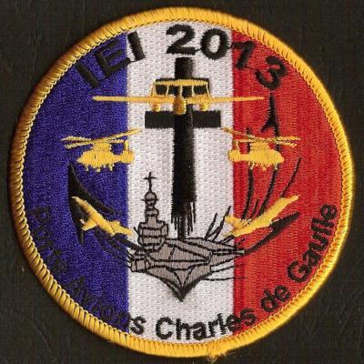 PA Charles de Gaulle - IEI 2013
