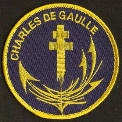 PA Charles de Gaulle - logo - mod 2