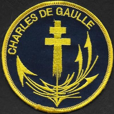 PA Charles de Gaulle - logo - mod 3