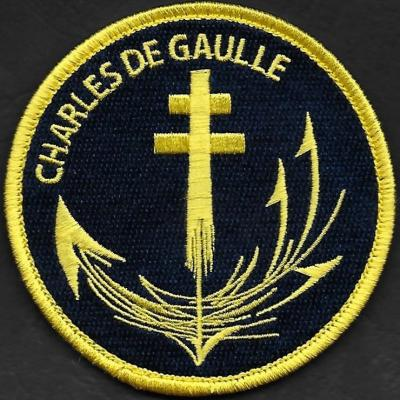 PA Charles de Gaulle - logo - mod 4