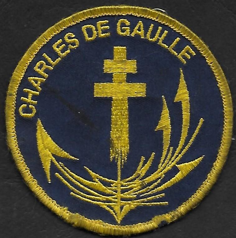 PA Charles de Gaulle - logo - mod 5