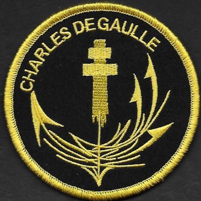 PA Charles de Gaulle - logo - mod 6