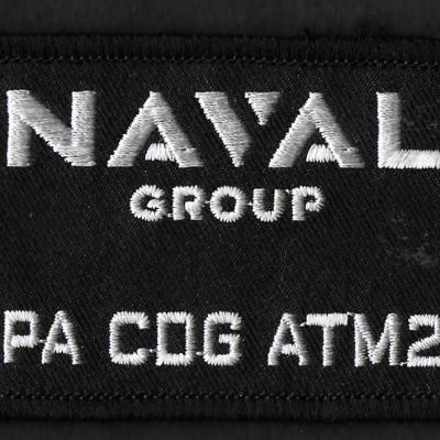 PA Charles de Gaulle -Naval Group - ATM2