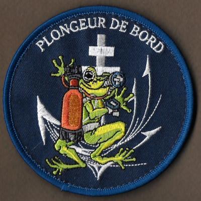 PA Charles de Gaulle - Plongeur - mod 3