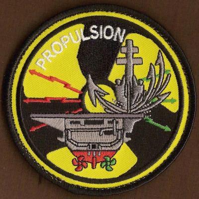 PA Charles de Gaulle - Propulsion - mod 2