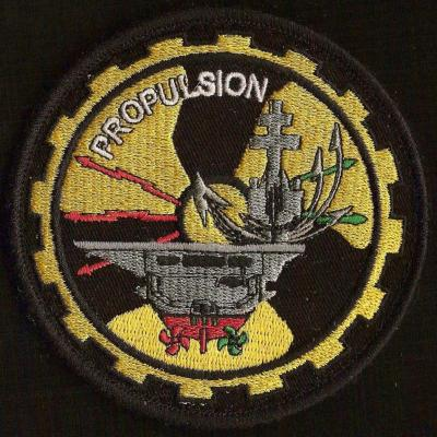 PA Charles de Gaulle - Propulsion - mod 1