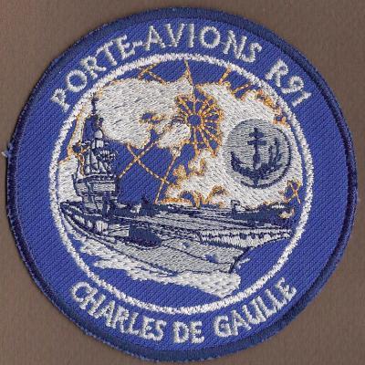 PA Charles de Gaulle R91 - mod 1