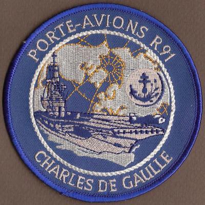 PA Charles de Gaulle R91 - mod 2