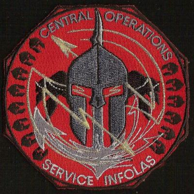 PA Charles de Gaulle - Service infolas - central operations