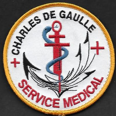 PA Charles de Gaulle - Service médical - mod 3