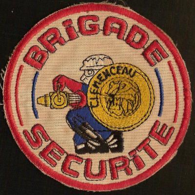PA Clemenceau - Brigade de Sécurité - mod 4