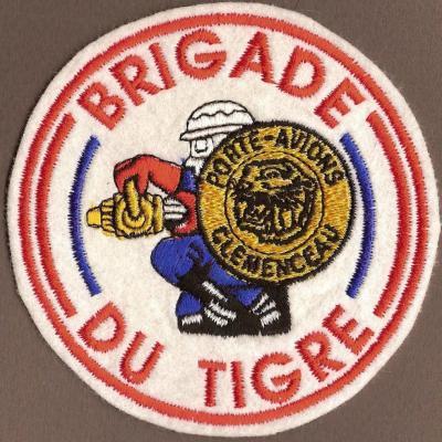 PA Clemenceau - Brigade du Tigre