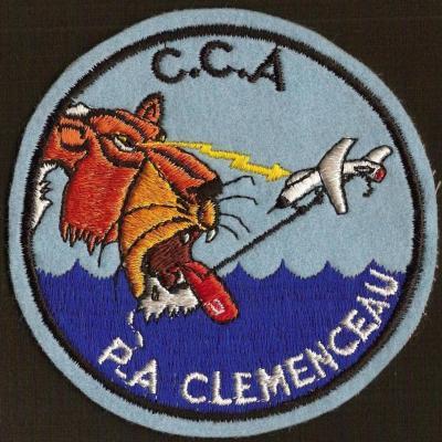 PA Clemenceau - CCA - mod 1