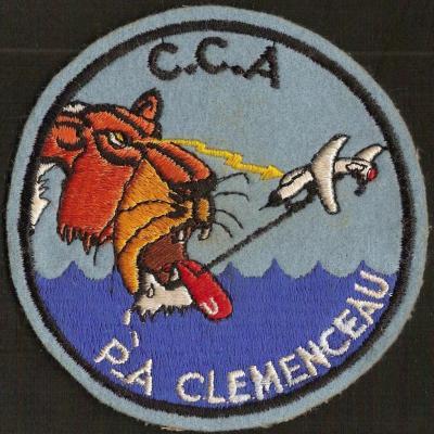 PA Clemenceau - CCA - mod 2