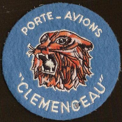 PA Clemenceau - mod 14 - Bleu clair