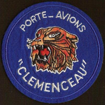PA Clemenceau - mod 15 - Bleu marine clair