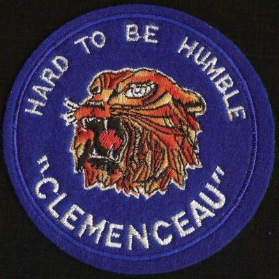PA Clemenceau - mod 7 - Hard to be Humble
