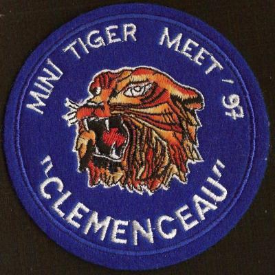 PA Clemenceau - mod 8 - Mini Tiger Meet '97