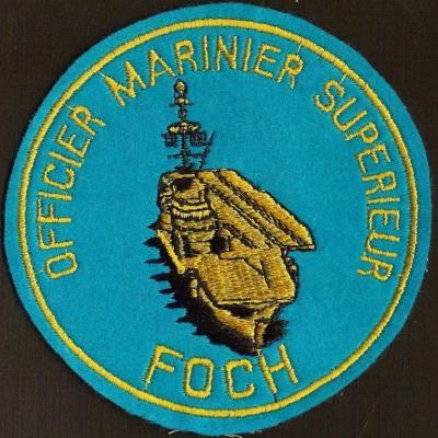 PA FOCH Officier Marinier Supérieur