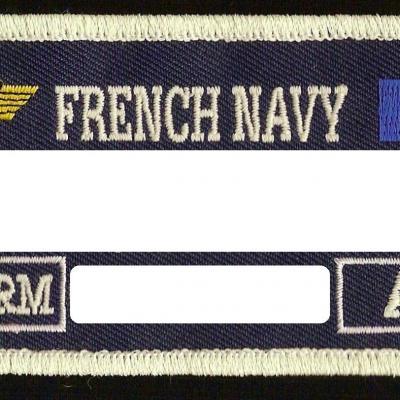 Patronymique  Aéronavale - mod 3 - Attribué 2 - M