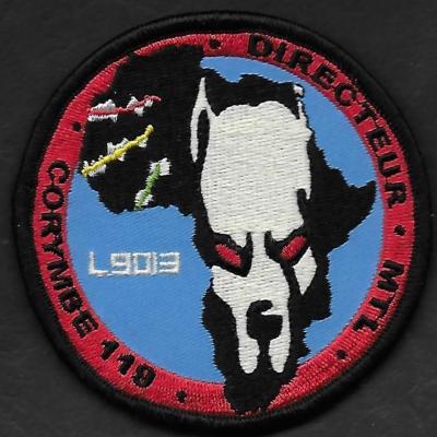 PEH - Directeur - BPC L9013 - Mistral - Mission Corymbe 119