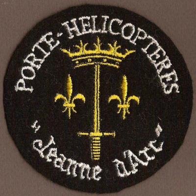 Porte Hélicoptères Jeanne d'Arc