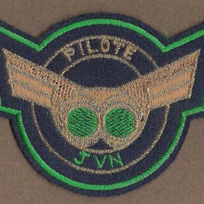 Qualification Pilote - JVN