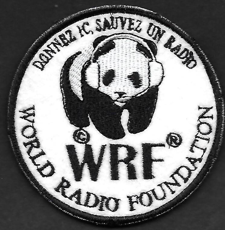 Radio - WRF  World Radio Foundation - Donnez IC, sauvez un Radio