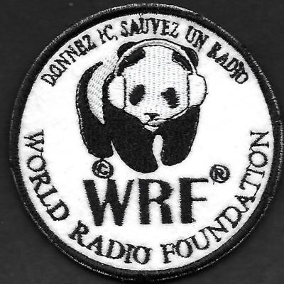 Radio - WRF  World Radio Foundation - Donnez IC, sauvez un Radio