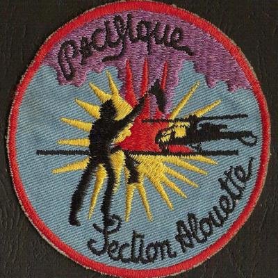 Section Alouette Pacifique