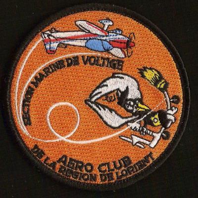 Section Marine de Voltige - Aero club de la région de Lorient