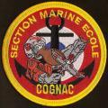 Section Marine  Ecole Cognac