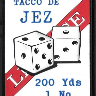 Tacco de Jez - 200 Yds 1 Nq