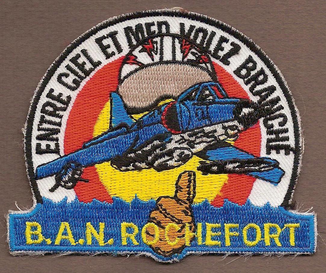 Volez Branchez - entre ciel et mer - BAN Rochefort