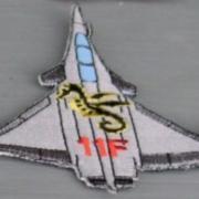 11 f silhouette cockpit bleu 2