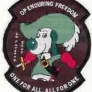 36 f detachement la fayette operation enduring freedom one for all all for one