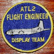 Atl 2 flight engineer display team