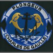Cdg plongeur