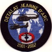 Detalat jeanne d arc 2001 2002